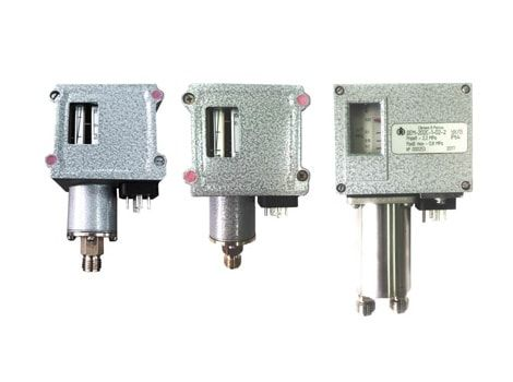 Pressure switches ДЕМ-102С and ДЕМ-105С