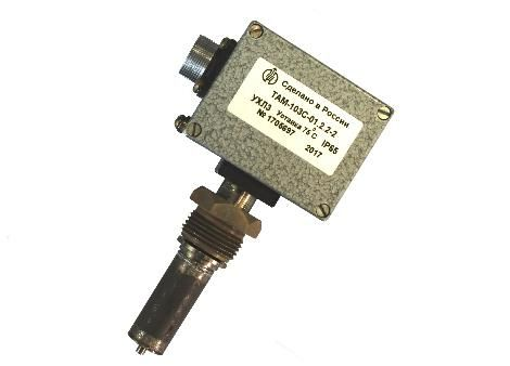 Temperature relay-sensors ТАМ-103С